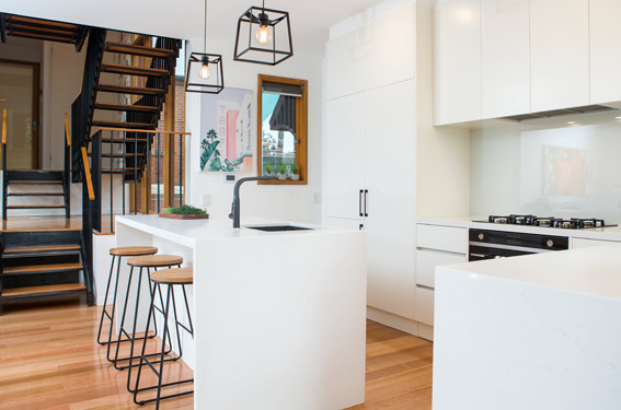 Custom Kitchen Design Melbourne