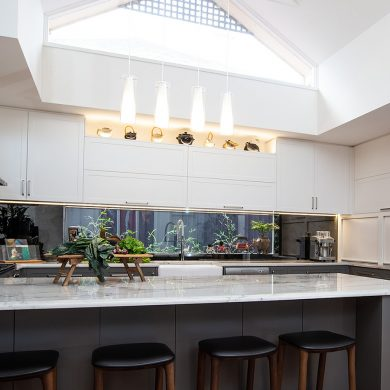 Contemporary Hawthorn Kitchen